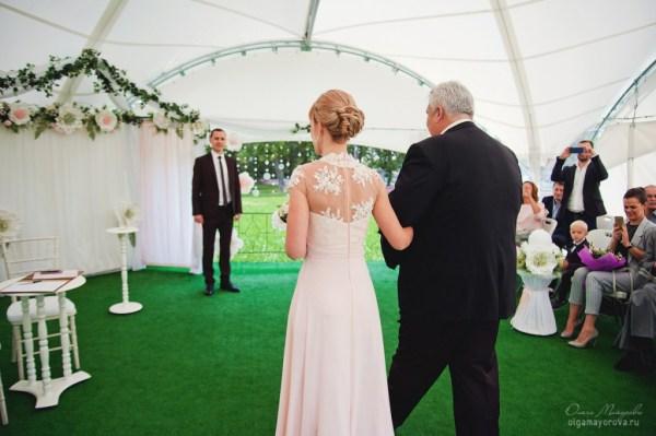 Выездная церемония бракосочетанияОльга Майорова. Фотограф ...