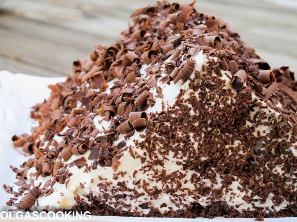Избушкa (Izbushka/Hut Cake)