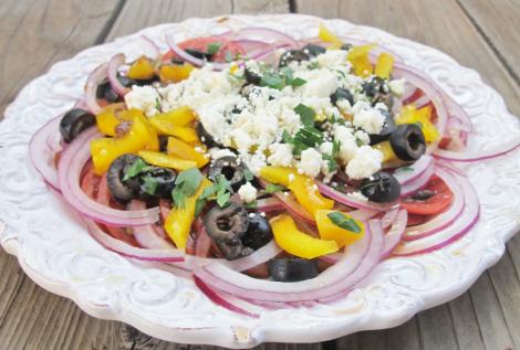 Moldovian Salad