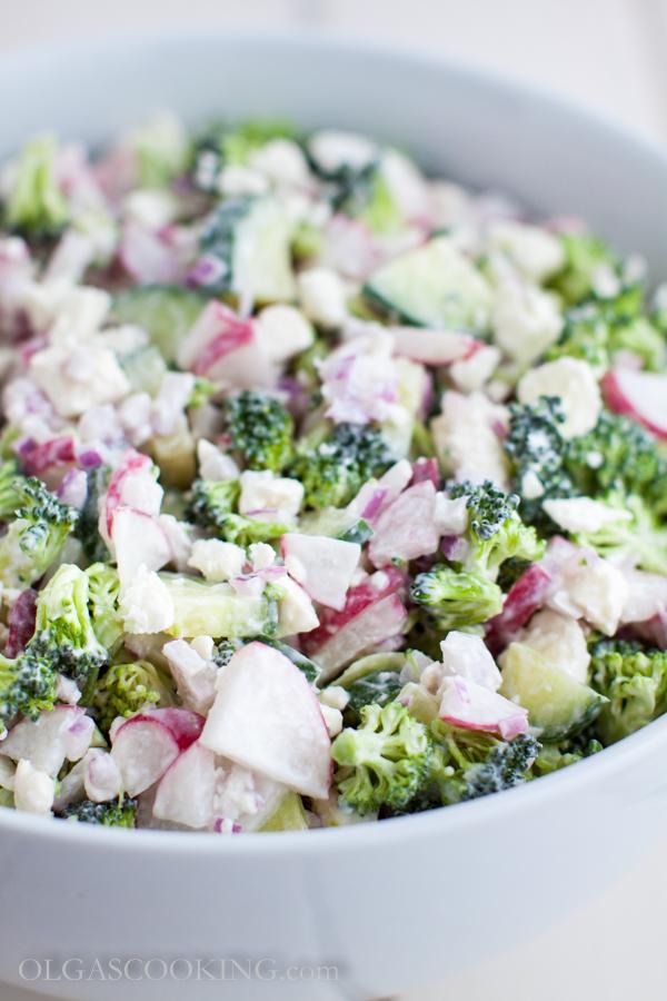 broccoli and radish salad-3