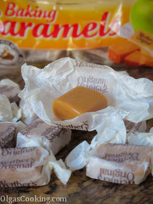 caramel pumpkin bars 10