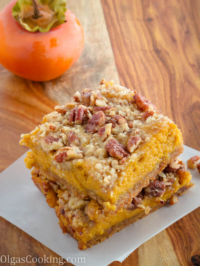 caramel pumpkin bars 2
