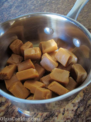 caramel pumpkin bars 9