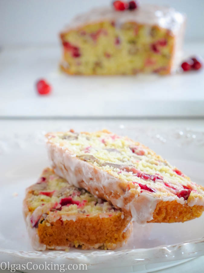 easy delicious step by step cranberry bread