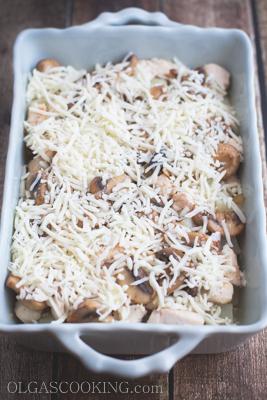 Chicken & Potato Casserole-13