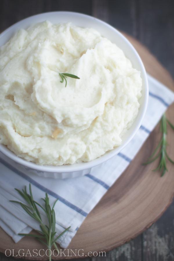 roasted garlic mashed potatoes-4