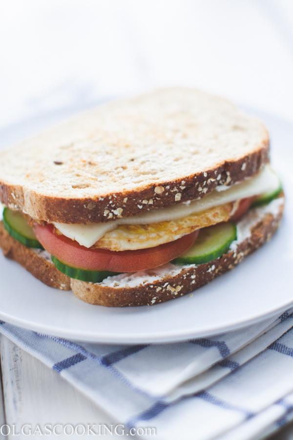 Breakfast Sandwich-1-5