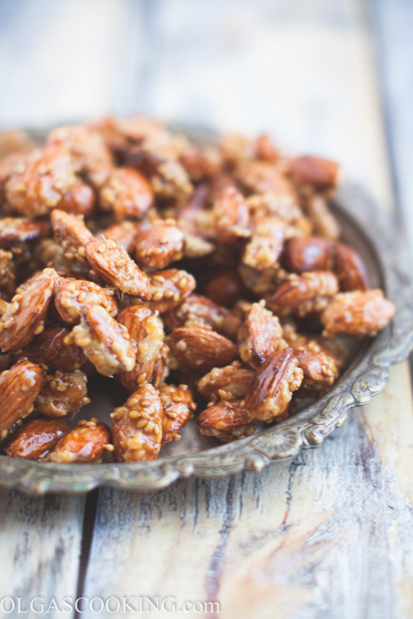 Candied Almond Clusters-13