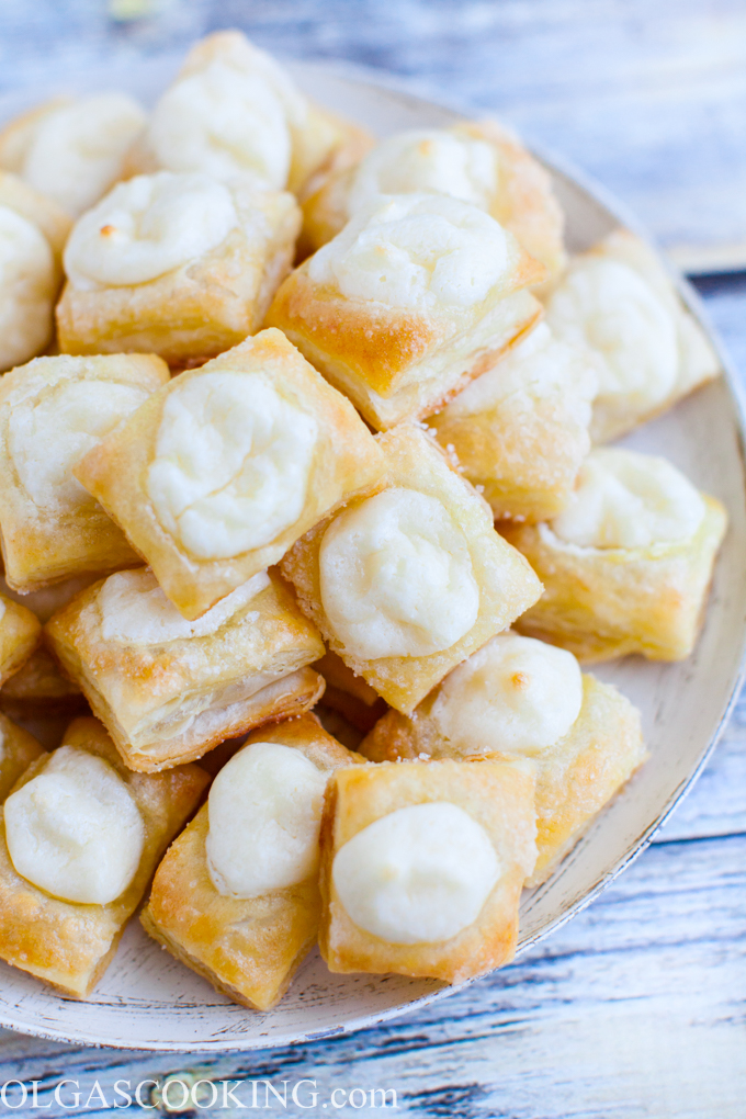Cream Cheese Bites