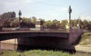 Молодежный мост.