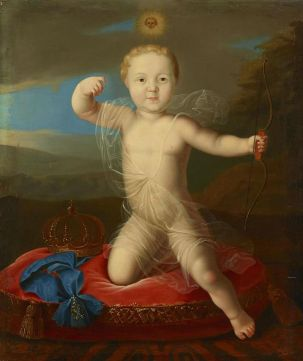 Peter_Petrovich_as_Cupid_by_anonim_after_Caravaque_(19_c.,_Hermitage)