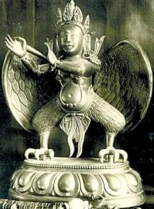 ХАРА-ХОТО-статуэтка