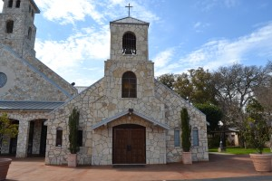 Chapel Front