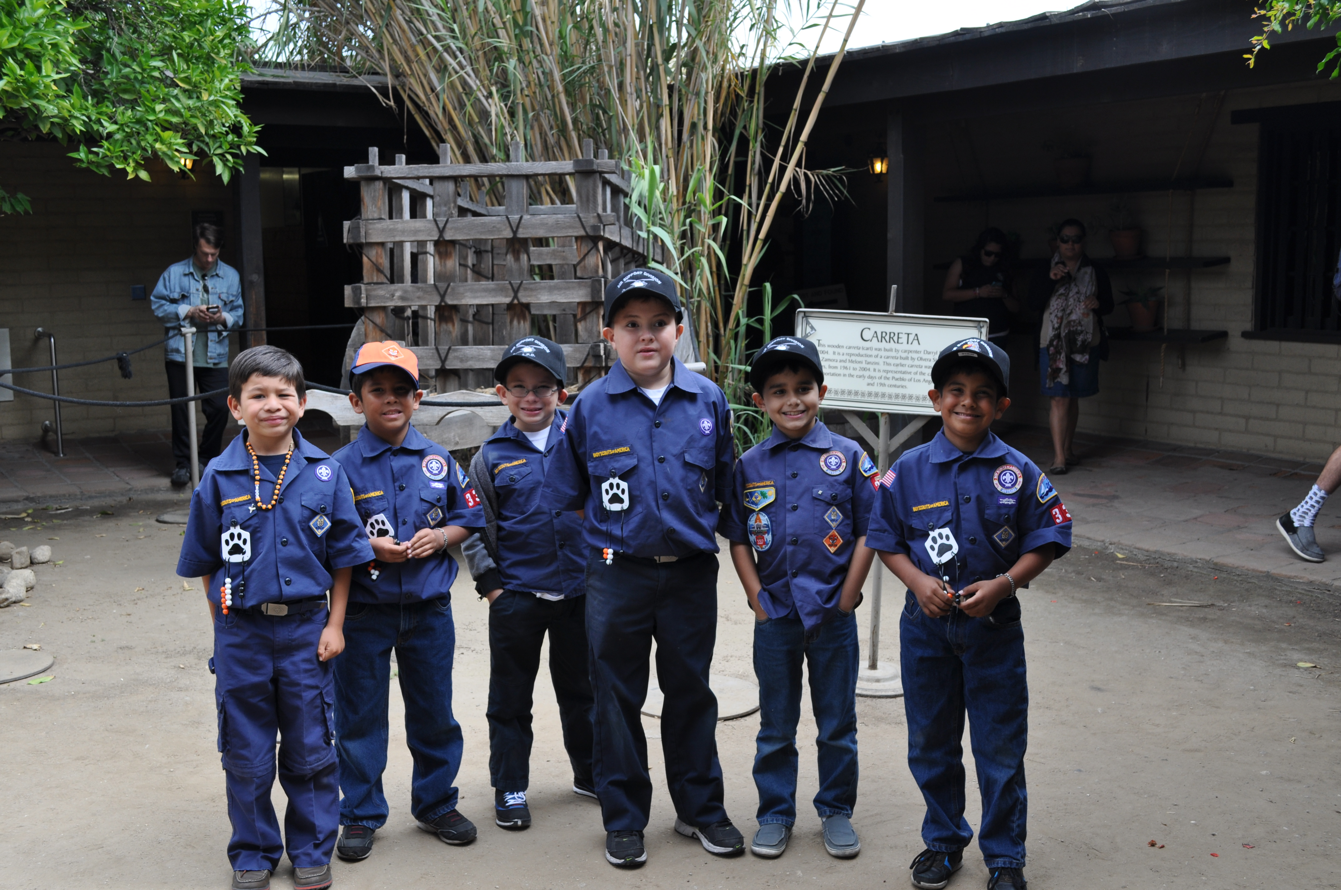 What Is Cub Scouting Olgpack337