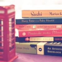 Livros que se passam no Reino Unido!