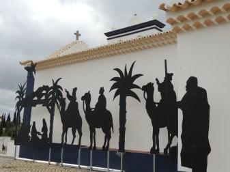 Outside Chapel of Santo António