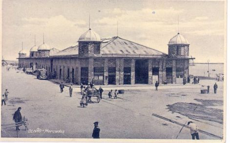 Olhao's markets