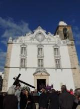 Leaving Igreja Matriz