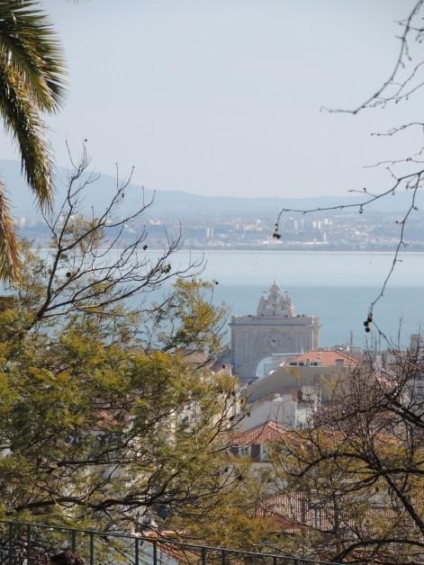 Views from Jardim Torel
