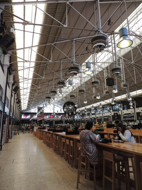 Mercado da Ribeira - food court
