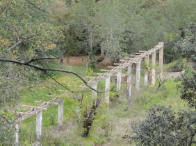 One of many aqueducts