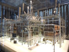power station stripped bare