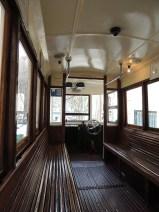 Onboard a Funicular