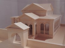 Design of the temple