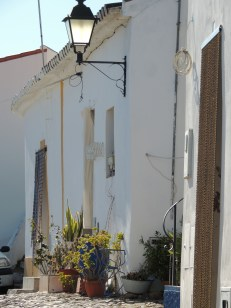 Mertola townhouses - one has a window, one doesn't