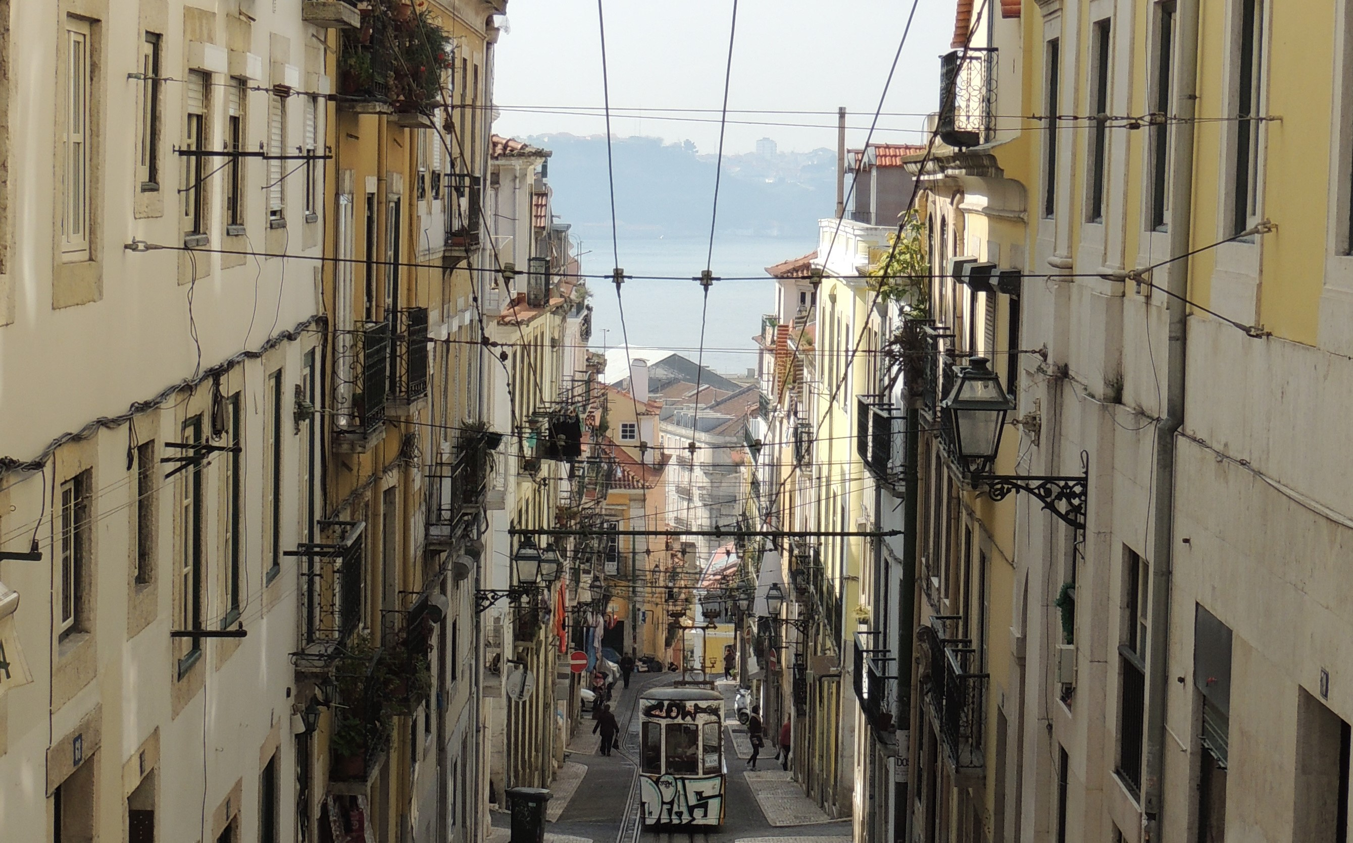 Everyone has heard of the no28 tram but what about Lisboa's funiculars