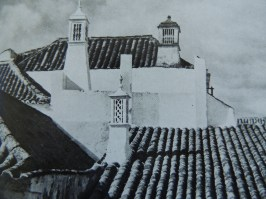 Tavira Roofs as captured by Frederic Marjay