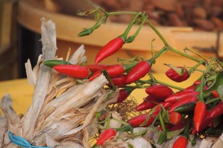 Chili and Garlic