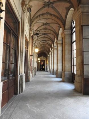 Neoclassical corridors