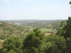 That's Telhada with Foz de Odeleite in the distance