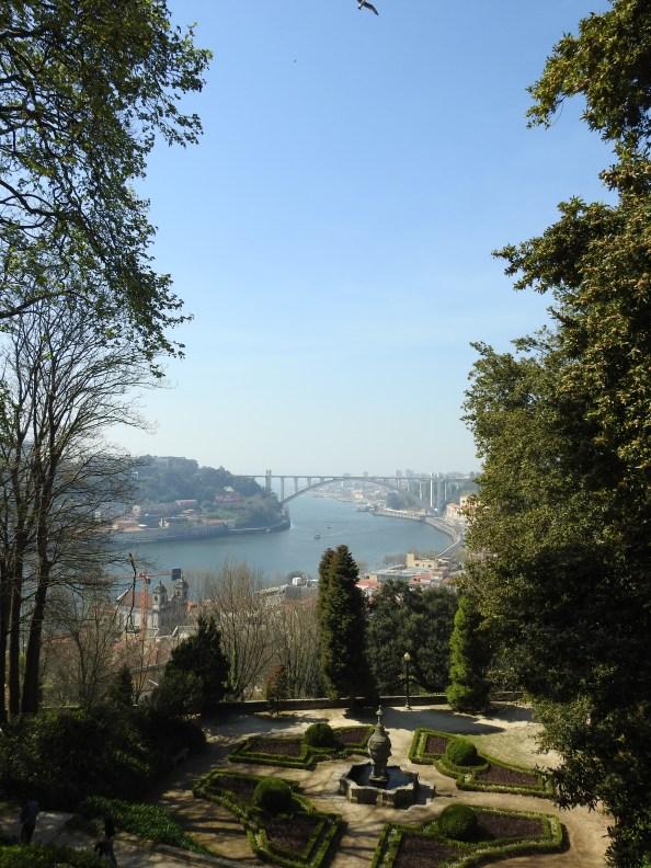 Wonderful view down river