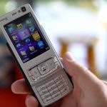 Suposto Sucessor Do Nokia N95 Aparece Em Video De Youtuber Olhar Digital