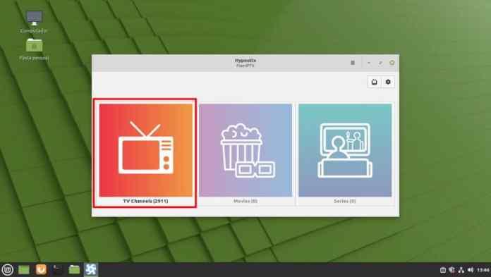 Como assistir a canais de TV aberta no Linux Mint - Passo 3