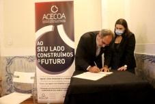 Presidente da Assembleia Geral- João Courage