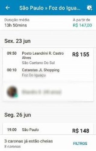 BlaBlaCar, a maior comunidade dentre os aplicativos de carona
