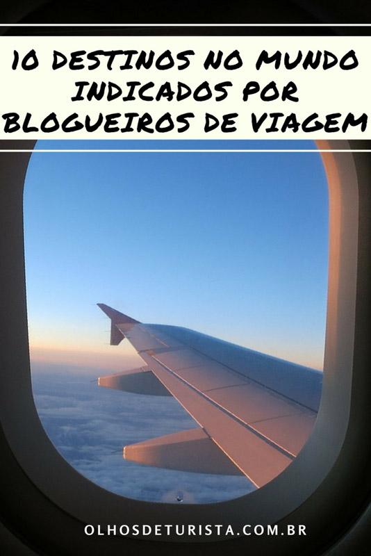 Veja alguns destinos no mundo que esses 10 blogueiros de viagem indicam!