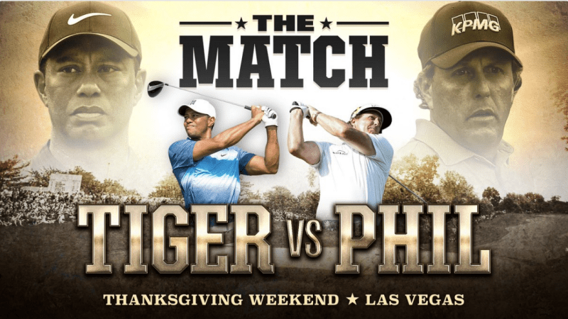 The+official+poster+for+the+match%2C+tweeted+by+both+Mickelson+and+Woods+confirming+the+match.+The+image+also+accidentally+includes+Woods+using+a+left-handed+driver%2C+even+though+he+is+a+right-hander.+Mickelson%E2%80%99s+caption+to+the+photo+was%2C+%E2%80%9C%5BTiger%2C%5D+I+see+you+have+a+left-handed+driver%2C+well+played.+I+hope+it%E2%80%99s+a+Callaway%E2%80%9D.+%0A