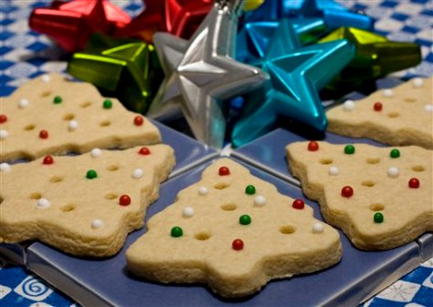 Top 12 Christmas Cookies And Their Recipes