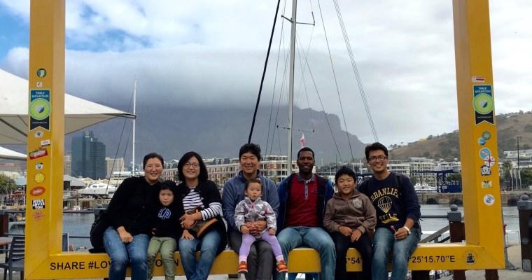 OLIA Family in Strand