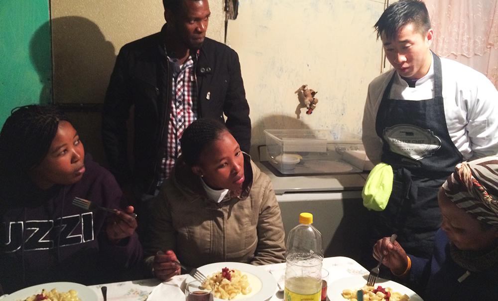 The Skinny on Dinner Ministry