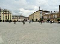 Jewish Ghetto Square