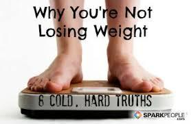 kenapa berat badan tidak turun