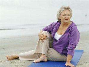 sakit lutut di kalangan wanita