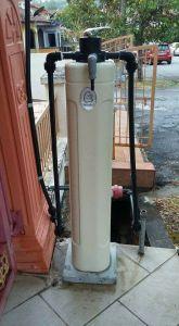service penapis air luar rumah blondal