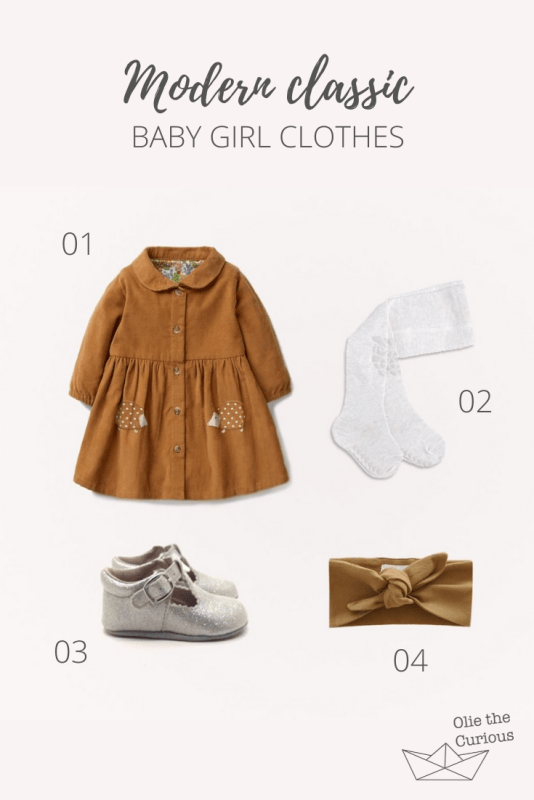 Baby outfit inspiration Olie the Curious