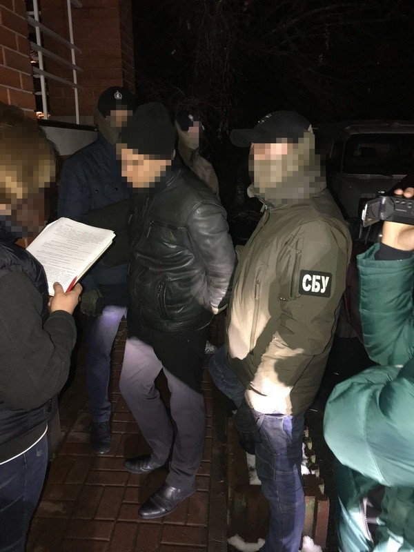 На Київщині за вимагання 123 тисяч затримали слідчого Нацполіціі